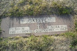 Jay M O'Keefe