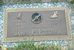 James P Pokorny