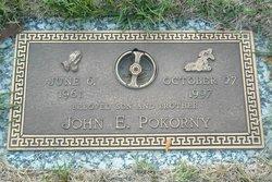 John E Pokorny
