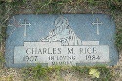 Charles Melvern Rice, Sr