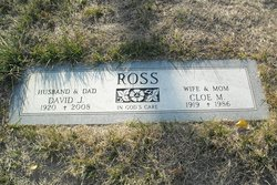 David J Ross