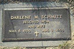 Darlene M Schmitt