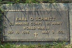 Earl O Schmitt
