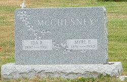 Ida R. <I>Blood</I> McChesney