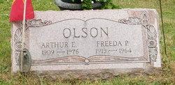 Freeda P. Olson