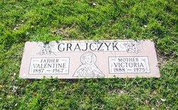Victoria <I>Paczor</I> Grajczyk