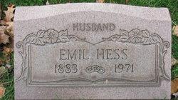Emil Hess