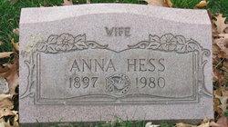 Anna Hess