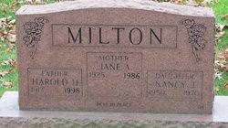 Harold H. Milton