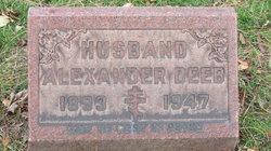 Alexander Deeb