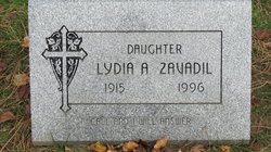 Lydia A. Zavadil
