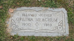 Oretha Meachum
