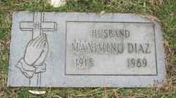 Maximino Diaz
