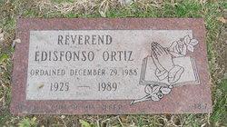 Rev Edisfonso Ortiz