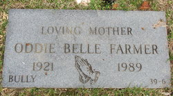 Oddie Belle Farmer