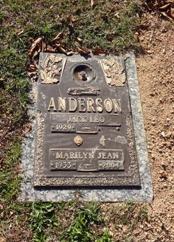 Marilyn Jean <I>Cubbison</I> Anderson