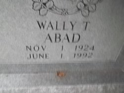 Wally T Abad