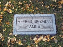 Alfred Bicknell Ames