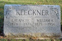William Albert Kleckner
