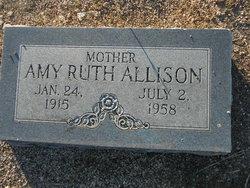 Amy Ruth <I>Moody</I> Allison