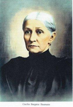 Cecelia <I>Bargatze</I> Bauman