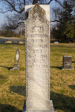 """Alexander Jimmerson """"A.J"""" Garrison"""
