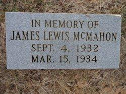 James Lewis McMahon