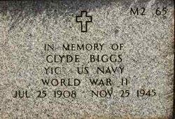 Clyde Hillis Biggs