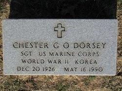 Chester Grayson Dorsey