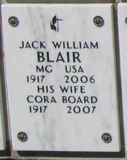 Cora <I>Board</I> Blair