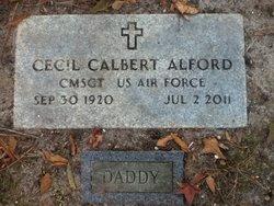 Cecil Calbert Alford