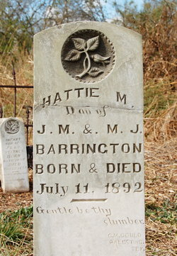 Hattie Barrington