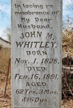 John M. Whitley