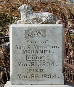 J. W. McDaniel