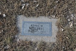 Ethel Mahaska <I>Grundy</I> Mitchell
