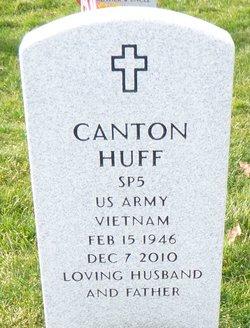 Canton Huff