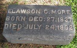 Elawson C. More