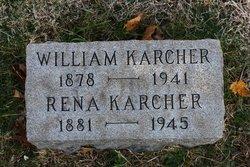 William Nicholas Karcher, Sr