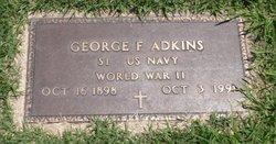 George F. Adkins