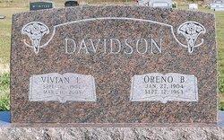 "Vivian Lucile ""Vinnie"" <I>Towle</I> Davidson"