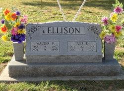Inez <I>Dyer</I> Ellison