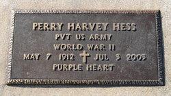 Perry Harvey Hess