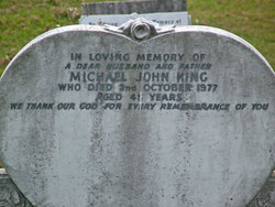 Michael John King
