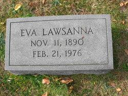 Eva Lawsanna <I>Hudson</I> Brown