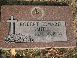 Robert Edward Smith