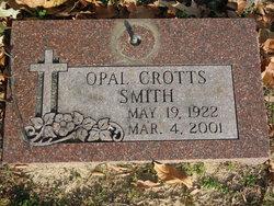 Opal <I>Crotts</I> Smith