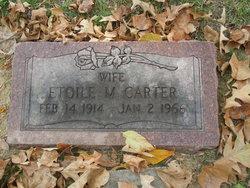 Etoile M Carter