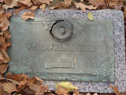 William Lawrence Cole