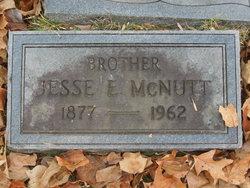 Jesse Edward McNutt