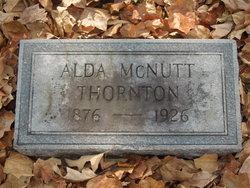 Alda Adell <I>McNutt</I> Thornton